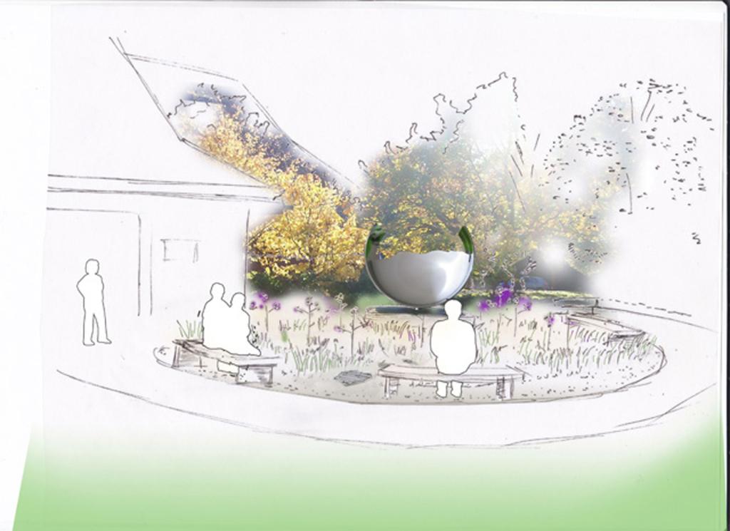 Poole crematorium competition 6