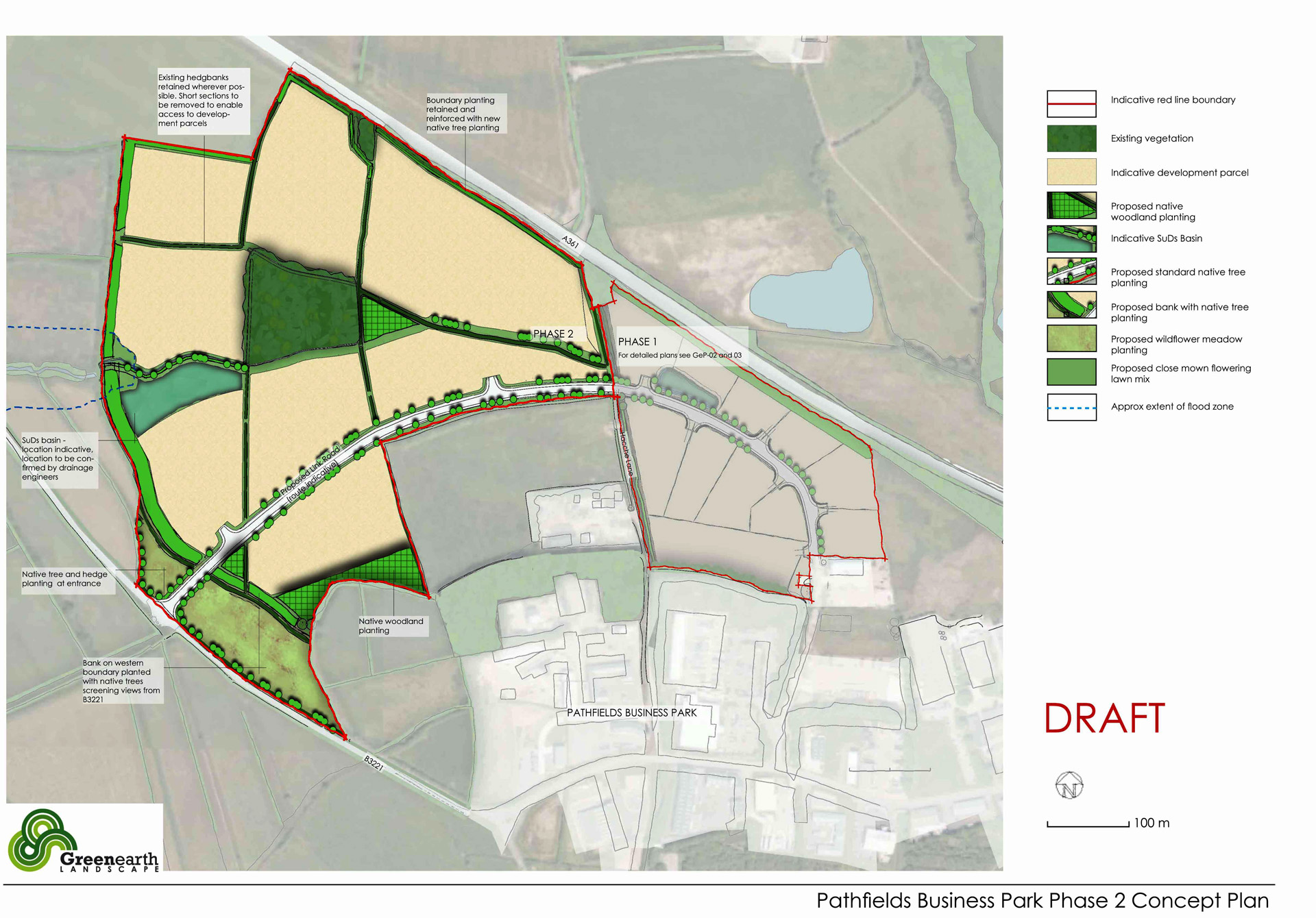 Pathfields-Concept-Plan-DRAFT-red